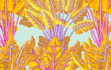 1YD Kaffe Fassett CHARD PWGP128 SPRING Vegetable Food Pastel Westminster Fabric