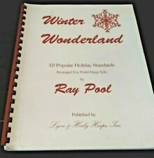 Winter Wonderland, Ray Pool, Holiday Pedal Harp Solos