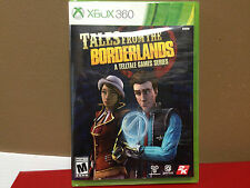 **Tales from the Borderlands - Xbox 360 - Brand New - Factory Sealed