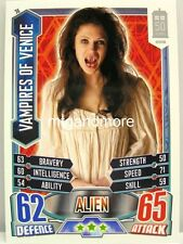 #036 Vampires of Venice - Alien Attax Doctor Who - 50th Anniversary
