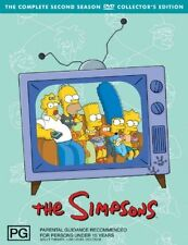 The Simpsons : Season 2 (DVD, 2007, 3-Disc Set) (DISCS ONLY)