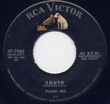 """PIANO RED - """"SOUTH""""  b/w  """"COO CHA"""" on RCA (VG++)"""