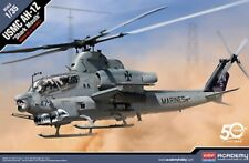 Academy 1/35 Kit USMC Bell AH-1Z Viper Twin Engine Attack Helicopter Shark Mouth