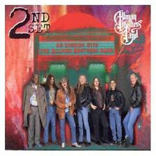 The Allman Brothers Band 2nd Set Live CD NEW SEALED Digitally Remastered