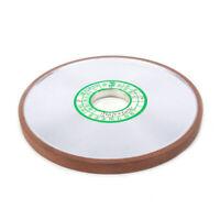 "6""Diamond Grinding Wheel Resin Bonded Disc 150-320# Carbide Metal Polishing Tool"