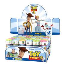 Toy Story Jungen Mädchen Bubble Blowing Wannen Kinderzimmer Garten Party Tasche Füller Spielzeug