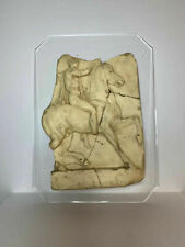 Grand Tour Style Classical Wall Relief on Plexiglass Board