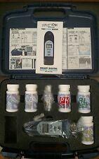 iDIP Water Quality Test Meter Photometer POOL STARTER KIT 486101-KP-K