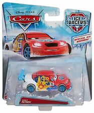 DISNEY PIXAR CARS ICE RACERS VITALY PETROV SPECIAL ICY EDITION *NEW*