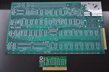 Apple 1 Replica Motherboard & ACI bare boards lot - NTI Newton Mac I II lisa