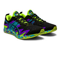 Asics Mens Gel-Noosa Tri 12 Running Shoes Trainers Sneakers Black Blue Green