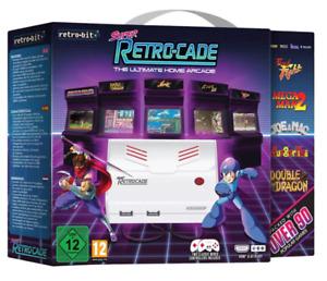 GAME OUTLET EUROPE AB Super Retro-Cade  Konsole Arcade Classics