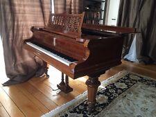 1907 C.Bechstein Grand Piano Wood Berlin