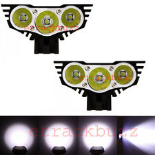 Motorcycle 40W 3LED Super Bright Driving/Work/Spot Fog Light For Harley Davidson