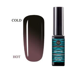 8ml Nagel Gellack Gel UV Farbwechsel Nagellack Soak off Nail Art UV Gel Polish