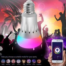 WiFi E27 Wireless Remote Control Smart Bulb Lamp Light For Amazon Echo Alexa NEW