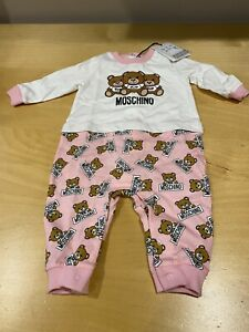 Moschino All In One 3-6 Months NWT