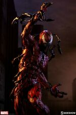 Sideshow Collectib 00004000 les Exclusive Carnage Statue Mint In Box w/ Brown Shipper