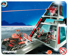 PLAYMOBIL 5153 Darksters Tower Station #2427