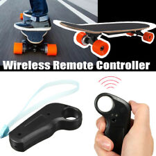 Mini 2.4ghz Wireless Electric Remote Controller Receiver Skateboard Longboard