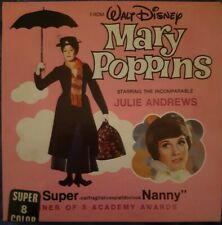 Walt Disney The Super Nanny (from Mary Poppins) Super 8 colour