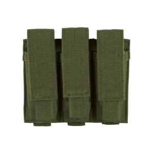 Voodoo Tactical Pistol Triple Magazine Pouch Od Green 20-7976004000