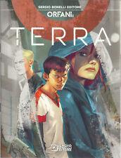 TERRA Numero 0 (ZERO )- SERIE ORFANI - Sergio Bonelli - Fuoriserie
