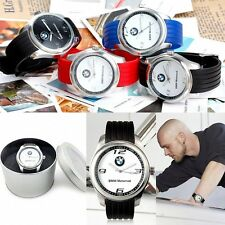 New Men's Sports Silver Quartz Watches Fashion Vintage Wrist watches Boxed Gifts