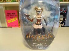 NEW RARE MINT DC DIRECT BATMAN ARKHAM CITY SERIES 1 HARLEY QUINN FIGURE
