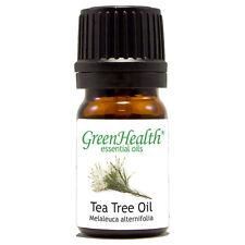 GreenHealth - 5 ml Tea Tree Essential Oil - 100% Pure