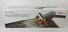 Brookstone Motorized BBQ Grill Brush Model #558759 Brand New