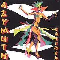 Carioca by Azymuth (CD, Aug-1989, Milestone (Label)) Music CD - RARE