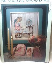 Cross Stitch 3 Book Collection - Bonnets and Butterflies