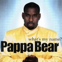 Pappa Bear What's my name? (1998) [CD]