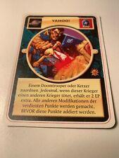 Doomtrooper Golgotha Mission: YAHOO! *German* Mutant Chronicles CCG