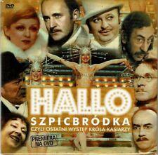 Hallo Szpicbródka -.Janusz Rzeszewski  (Shipping Wordwide) Polish film