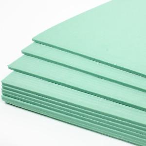 20m² Trittschalldämmung Dämmung 5mm - XPS Green - Grau Boden für Laminat Parkett