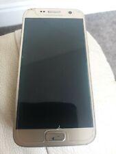 Samsung Galaxy s7 sm-g930 - 32gb-Gold Platin (Ersatzteile und Reparatur)
