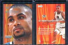 1998 1998-99 Premium Intimidation Nation #4 Grant Hill SP Insert (3)