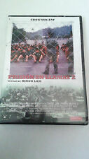 "DVD ""PRISION EN LLAMAS 2"" PRECINTADA RINGO LAM CHOW YUN-FAT SEALED"