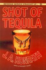 Shot of Tequila A Jack Daniels Thriller by Konrath, J. A.Audio on CD Tote 6