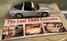 VHTF LE UT Models The Last 1999 Corvette. 1:18 Die-cast