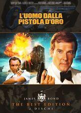 DvD 007 L'UOMO DALLA PISTOLA D'ORO 2 DVD   James Bond .....NUOVO