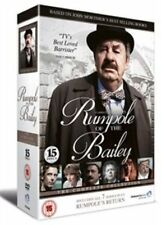 Rumpole of The Bailey Season 1 to 7 Series Lost Episode DVD Region 2