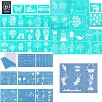 DIY Selbstklebende Seide Siebdruck Schablonennetz Transfer Form Stoff Bag Board