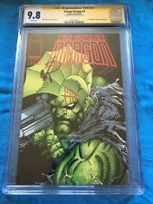 Savage Dragon v2 #1 - Image - CGC SS 9.8 NM/MT - Signed by Erik Larsen