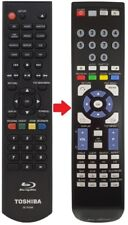 Replacement Remote Control Suitable for Toshiba bdx1100ke and bdx1200ke