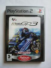 Moto GP 3 - MotoGP3 - PS2 - CD en bon état