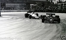 Ronnie peterson lotus 78 long beach us grand prix ouest photo 1978