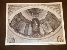 Roma nel 1886 Mosaico Musaigo nell'Abside della Chiesa Americana Venezia-Murano